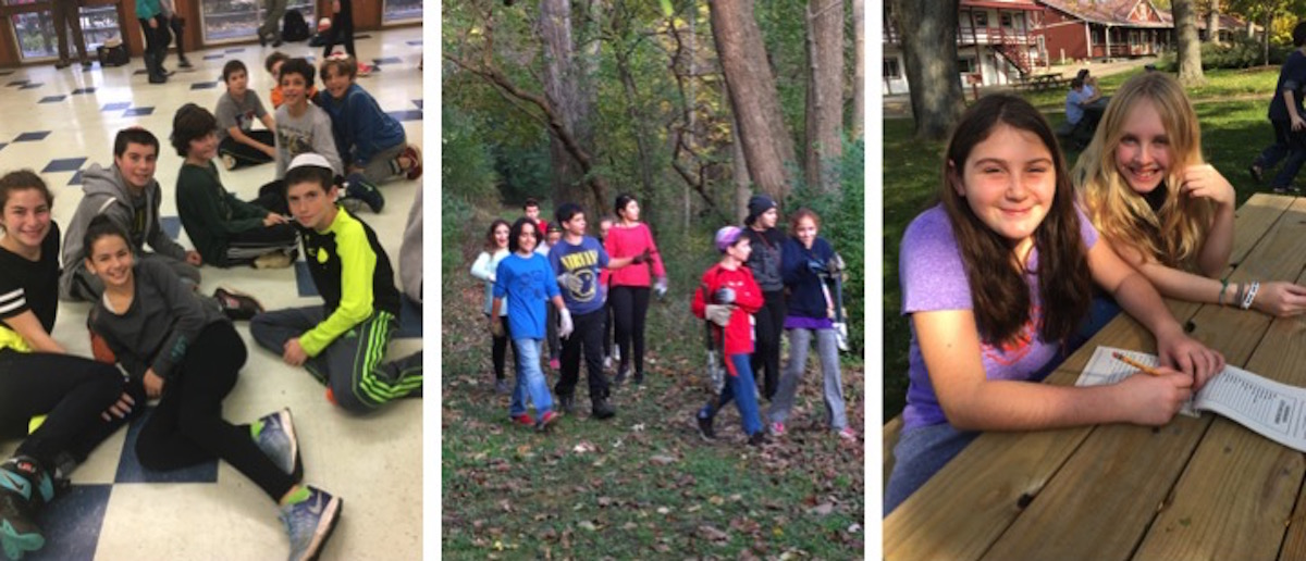 sager 6th graders experience nature s classroom blog